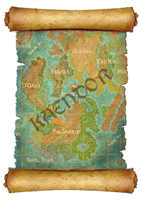 Worlde of Legends™ Kaendor™ Campaign Worlde